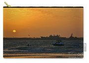 Sunrise In Rota, Spain Carry-all Pouch
