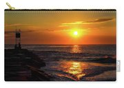 Sunrise Over Indian River Inlet Carry-all Pouch