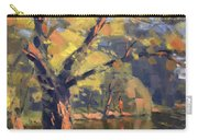Sunset At Bond Lake Park Carry-all Pouch