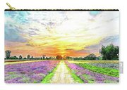 Sunset - Colors Of Nature Carry-all Pouch