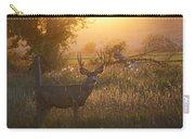 Sunset Deer Carry-all Pouch