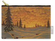 Sunset In Finland  Carry-all Pouch