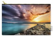 Sunset In Nafplio Carry-all Pouch
