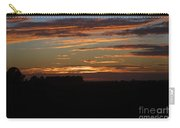 Sunset In Southern Missouri Carry-all Pouch