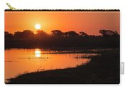 Sunset On The Chobe River Carry-all Pouch
