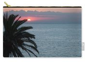 Sunset Over A Balcony Carry-all Pouch