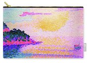 Sunset Over The Sea - Digital Remastered Edition Carry-all Pouch