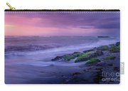 Sunset Surf On The Gulf Of Mexico, Venice, Florida Carry-all Pouch