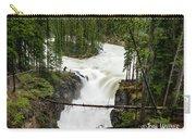 Sunwapta Falls Carry-all Pouch