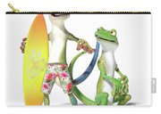 Surf's Up Geckos Carry-all Pouch