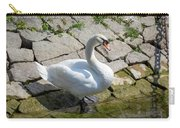 Swan Study 14 Carry-all Pouch