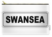 Swansea City Nameplate Carry-all Pouch