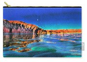 Swells And Reflections Lake Powell Carry-all Pouch