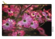 Swirling Dogwood Carry-all Pouch