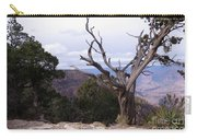 Swirly Tree Carry-all Pouch