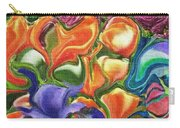 Symphony Of Color Carry-all Pouch