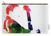 T-bone Walker Watercolor Carry-all Pouch