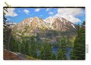 Tahoe Inspiration Point Carry-all Pouch