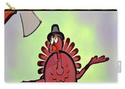 Talking Turkey Carry-all Pouch