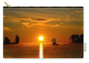Tall Ships Of The Caribbean Carry-all Pouch
