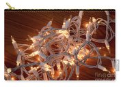Tangled Lights Carry-all Pouch