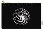 Targaryen Dragon Sigil Carry-all Pouch
