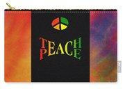 Teach Peace One Carry-all Pouch