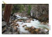 Tenaya Creek, Yosemite National Park Carry-all Pouch