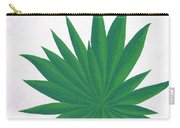 Agave Print Carry-all Pouch