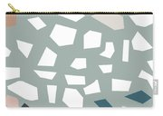 Terrazzo 1- Art By Linda Woods Carry-all Pouch