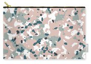 Terrazzo Splash 3- Art By Linda Woods Carry-all Pouch