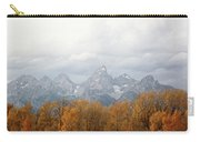 Teton Foliage Carry-all Pouch by Jean Clark