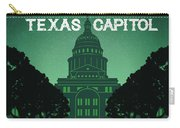 Texas Capitol Carry-all Pouch
