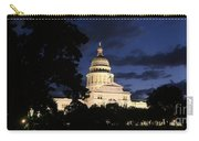 Texas State Capital Dawn Panorama Carry-all Pouch