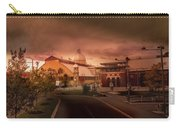 The Aberdeen Pavilion Built In 1898 Is The Centrepiece Of Ottawa's Lansdowne Park. Carry-all Pouch by Juan Contreras