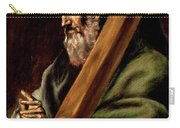 The Apostle St  Andrew  Carry-all Pouch