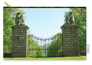 The Bear Gates At Traquair Carry-all Pouch