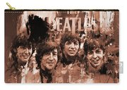 The Beatles Art  Carry-all Pouch