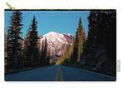 The Best Roads Lead To Rainier Carry-all Pouch