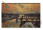 The Bridges Of Maastricht Carry-all Pouch