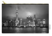 The Bund - Shanghai, China Carry-all Pouch