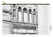 The Capital Transfer And Sands Brothers Building Helena Montana Carry-all Pouch