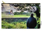 The Carousel Horses Escaping Carry-all Pouch