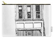 The Colwell Building Helena Montana Carry-all Pouch