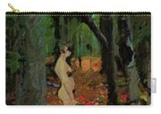 The Company Of Trees Carry-all Pouch
