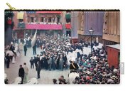The Corpus Christi Procession Leaving The Church Of Santa Maria Del Mar - Digital Remastered Edition Carry-all Pouch