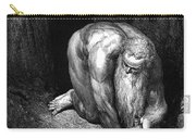 The Divine Comedy, By Dante The Giant Antaeus Carry-all Pouch