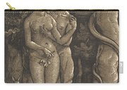 The Fall Of Mankind, 1511  Carry-all Pouch