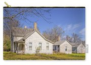 The Farmhouse, Washhouse And Garage Carry-all Pouch