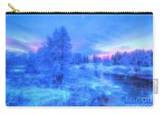 The First Snow 2 Carry-all Pouch